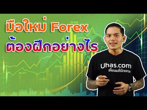 มือใหม่ Forex ต้องฝึกอย่างไร - Forex รู้ไว้ใช่ว่า EP. 47