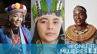 Empoderar a las mujeres indígenas, fortalecer las comunidades