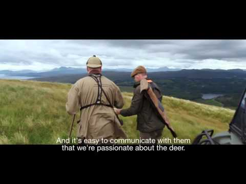 Hunting In The Scottish Highlands