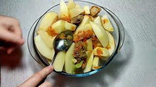 Картошка в Духовке Быстро и Просто ВКУСНЕЙШАЯ АРОМАТНАЯ Вкусный рецепт для всей семьи