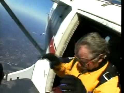 Dad's 1st Skydive
