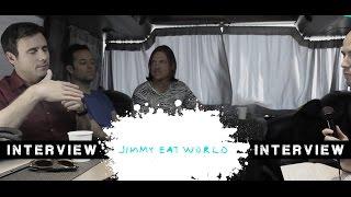 Jimmy Eat World - Integrity Blues, Jim Adkins, The Middle, Interview, Köln, Underground,