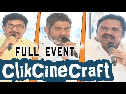 clikcinecraft.com Launch Event - A Portal for Aspiring Candidates of Film Industry by Jagapathi Babu
