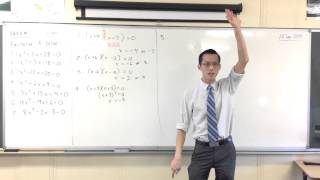 5.3 Quadratics: Quick Questions #1 (Monic)