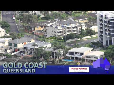 Gold Coast Australia - Good employment opportunities for people moving to Australia