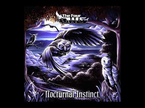 The Four Owls - Nocturnal Instinct [Full Album] - Gorillachest Beats