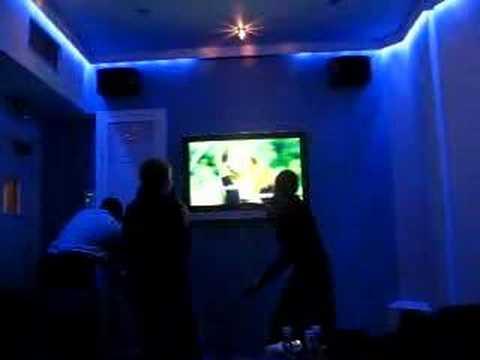 WD UK Karaoke 2006 - I will survive