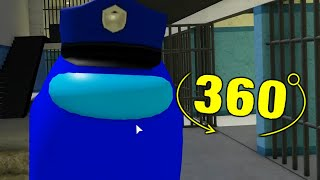 ROBLOX PIGGY 2 COP AMONG US JUMPSCARE 360 - Roblox Piggy Book 2 rp