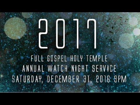 FGHT Dallas: WATCH NIGHT 2016