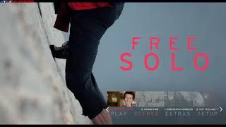 Free Solo (2018) Blu-ray™ Disc | Main Menu | Menu Walkthrough
