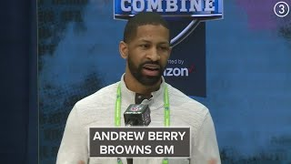 Andrew Berry views Odell Beckham Jr. as a part of the Browns' future