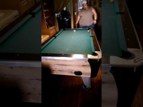 Four ball trick shot Fatboy style!