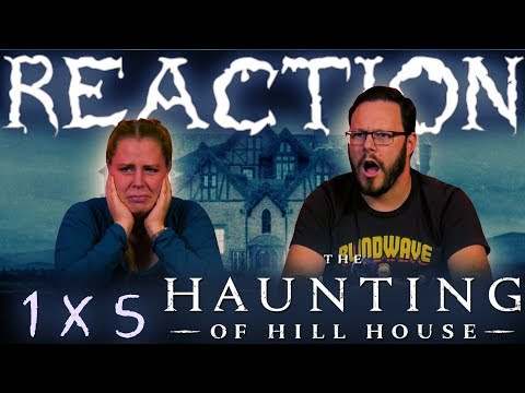 """The Haunting of Hill House 1x5 REACTION!! """"The Bent-Neck Lady"""""""