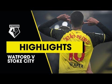Watford Stoke Goals And Highlights