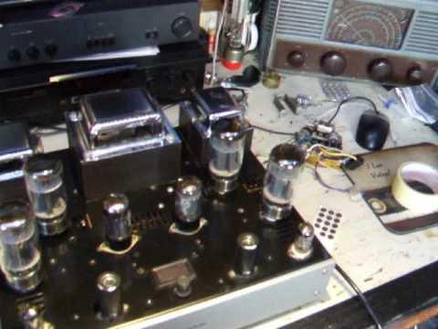 World Audio Design amplifier