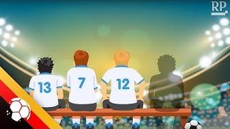 Kurz erklärt: Die drei neuen Regeln bei der WM 2018 in Russland