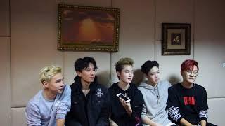 Интервью с Mad Men - Winter Party Astana