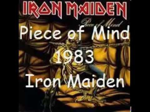 #4 Piece of Mind (1983) - Iron Maiden (Full Album)