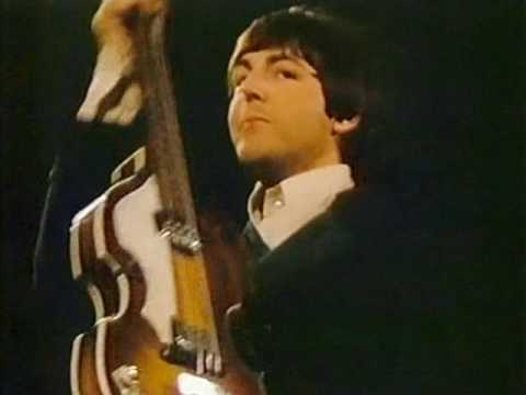 The Beatles Live In Germany 66 HD Color Footage With Audio