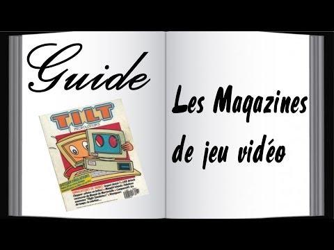 [Guide] Les magazines de jeux vidéo