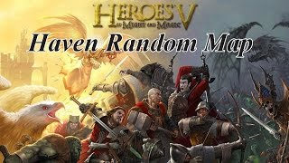 Heroes of Might and Magic 5: Haven Random Map