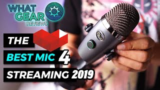 Blue Yeti Nano Review - The Best Mic for Streaming 2019