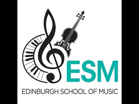 Edinburgh School of Music - promo video