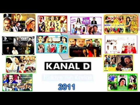Kanal D 2011 ( TOP - En iyi türk dizileri / En iyi karakter / En iyi çiftleri )