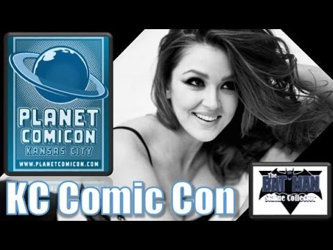 Planet Comicon 2017  Kansas City Comic Con ~ Cosplay, Maggie Geha, Side Statues, & MORE!