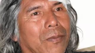 El qom Félix Díaz luego de ser atropellado y abandonado
