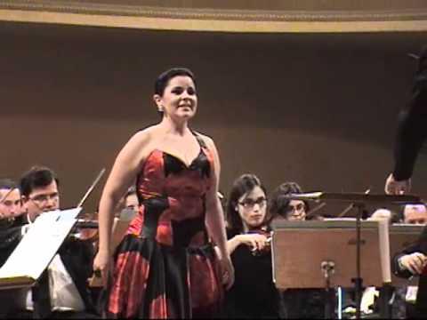 """Tacea la notte placida... Di tale amor"" (Verdi)"