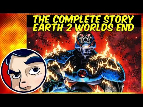 "Earth 2 Worlds End #3 ""Darkseid Rises"" - Complete Story"