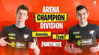 Jamside и 7ssk7 | Champions Arena Division