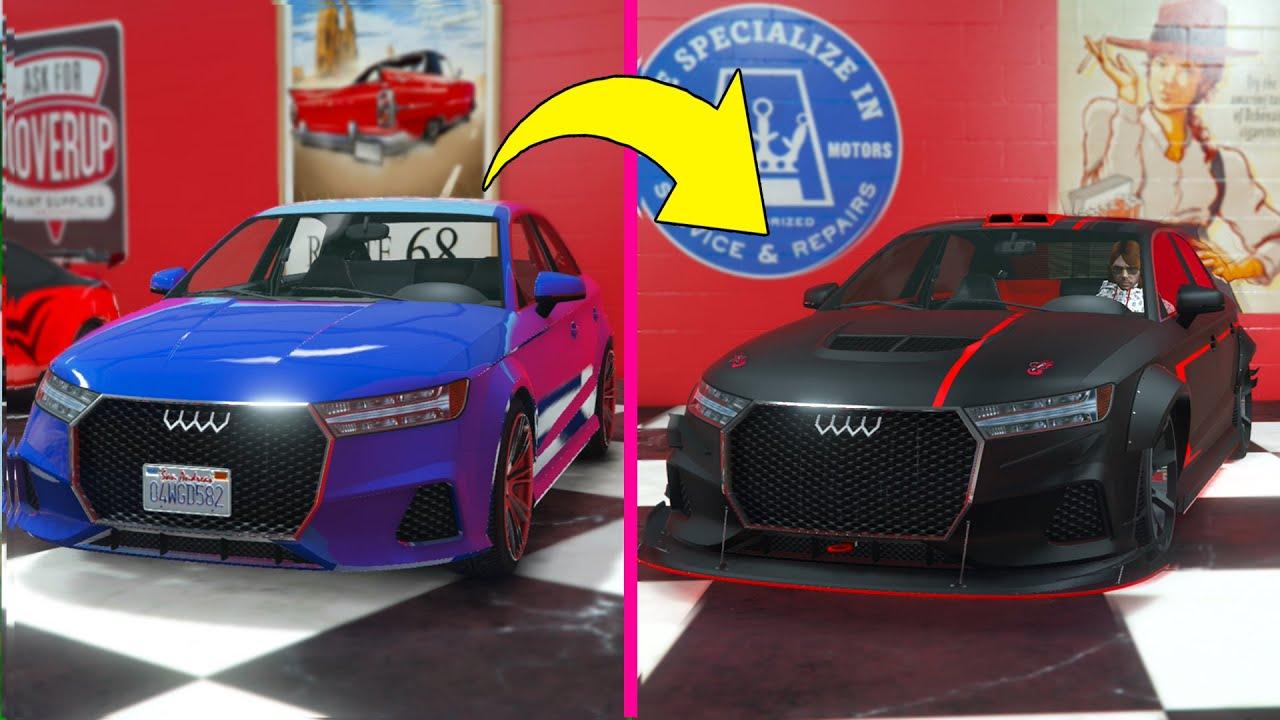 TUNANDO SUPER CARROS DE DRIFT NO GTA 5!!! (Incrível)