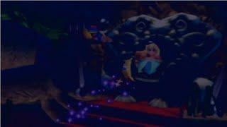Donkey Kong 64 Playthrough Part 21 - Gloomy Galleon - Tiny Kong