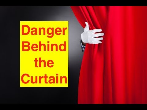 Danger Behind the Curtain! (Bix Weir)
