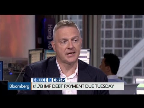 Greece Is Insolvent in Many Ways: Darby