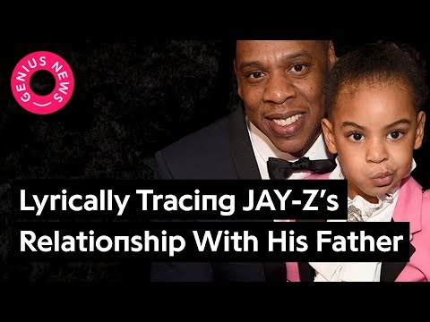How JAY-Z's Lyrics Went From Hating His Father To Respecting Him   Genius News