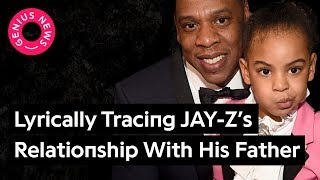 Gambar cover How JAY-Z's Lyrics Went From Hating His Father To Respecting Him | Genius News