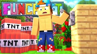 I CAN MAKE EXPLOSIVES!? | FunCraft #12