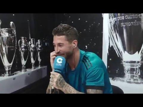 ¿Tensión entre Ramos y Paco González? El recado es de época ◉ Real Madrid ◉ 2018