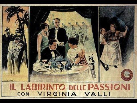 Сад наслаждений / The Pleasure Garden (1925) Silent