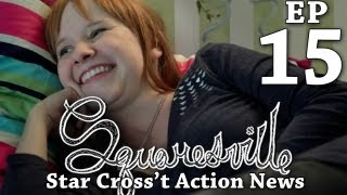 Squaresville - Squaresville Ep. 15 - Star Cross't Action News (w/ Mary Kate Wiles & Kylie Sparks) thumbnail