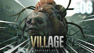 You're DISGUSTING BROO !!! | Resident Evil 8 Village Walkthrough Gameplay Part 6