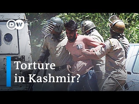 Indian security forces accused of using torture in Kashmir | DW News