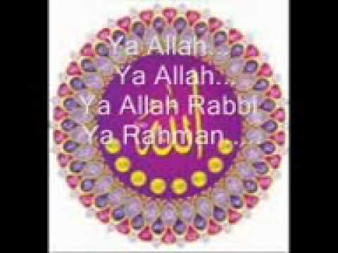 Ya Rabbi Ya Rahman(asma'ul Husna) by sulis