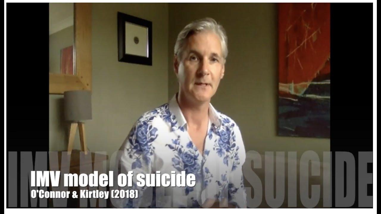 The Imv Model Of Suicide Suicidal Behaviour Research Lab