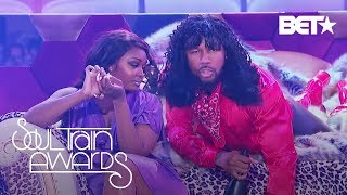 Singer Tank's Sexy Rick James Cover | Lip Sync Battle: Soul Train Awards Edition