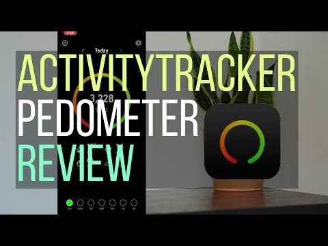 ActivityTracker Pedometer App Review