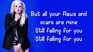 Ellie Goulding - Still Falling For You (Lyrics) HD